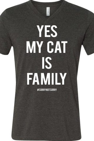 Yes My Cat Is Family