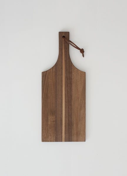Cutting Board Traditional Wedge - Walnut