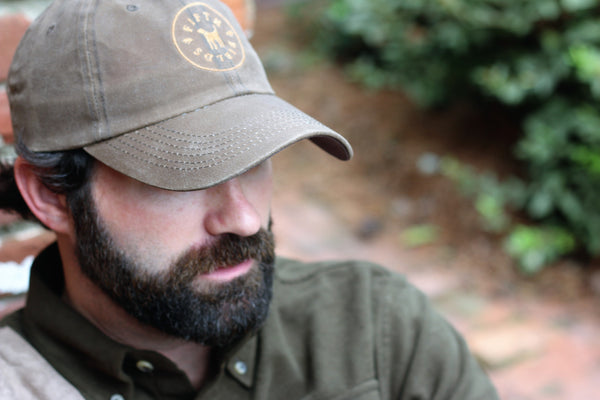 FIFTH&FIELDS Waxed Cotton Hat