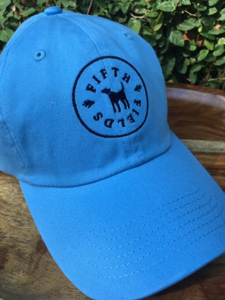 FIFTH&FIELDS Light Blue Gameday Hat