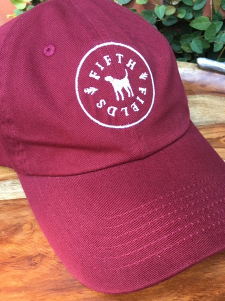 FIFTH&FIELDS Garnet Gameday Hat