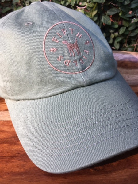FIFTH&FIELDS Logo Field Hat