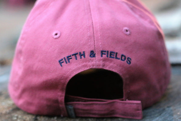 FIFTH&FIELDS The Patriot Hat
