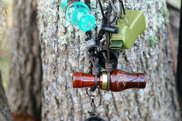 Gaston Custom Calls Cocobola Field Model