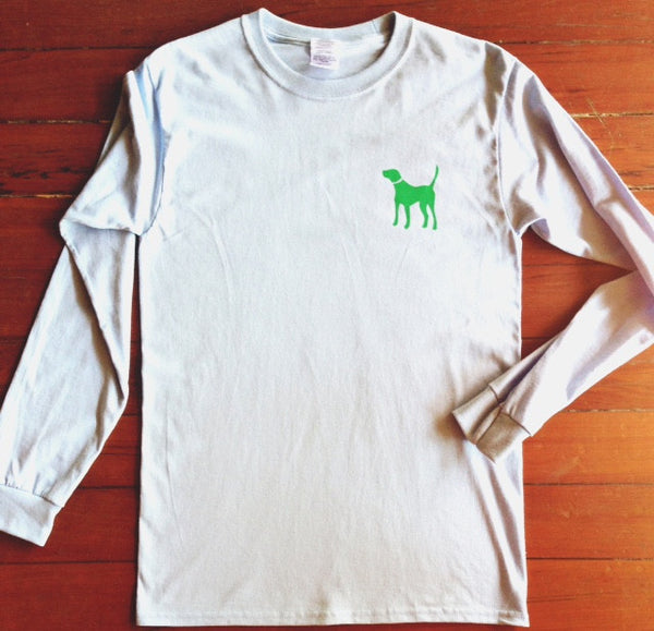 FIFTH&FIELDS Long Sleeved Logo TShirt