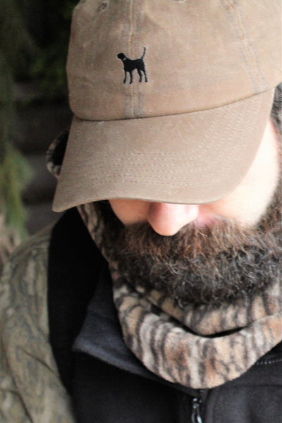 FIFTH&FIELDS Pointer Waxed Cotton Hat