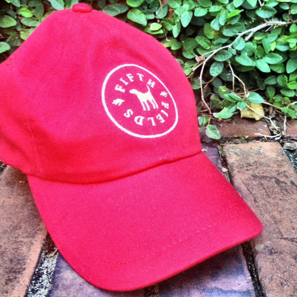 FIFTH&FIELDS Logo Embroidered Youth Hat