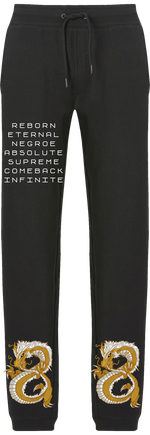 Last Dragon Acronym Joggers Men