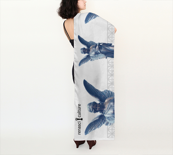 March of Angels Long Scarf
