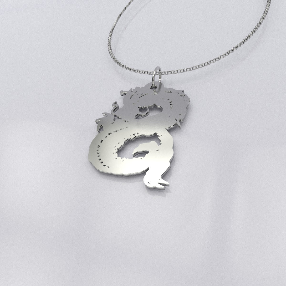 Last Dragon Necklace