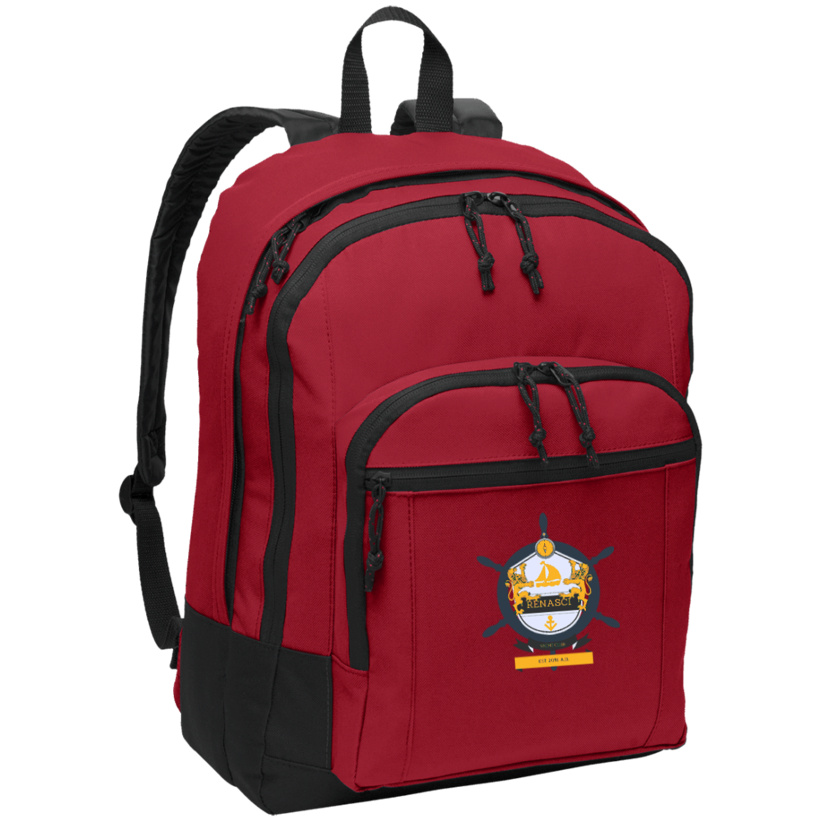 Yacht Club Basic Backpack
