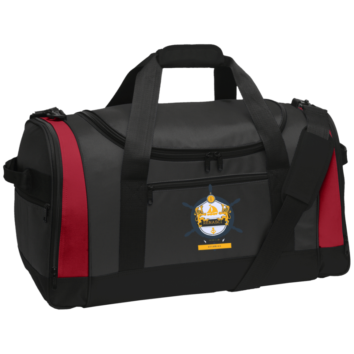 Yacht Club Travel Sports Duffel