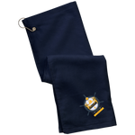 Yacht Club Grommeted Golf Towel