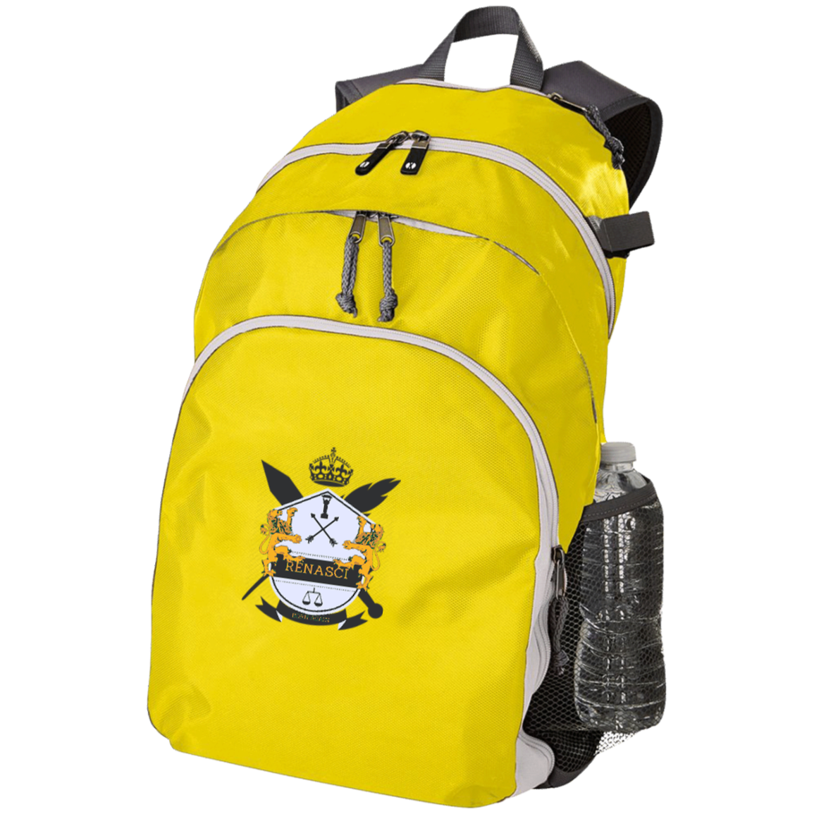 Signature Crest  Laptop Backpack