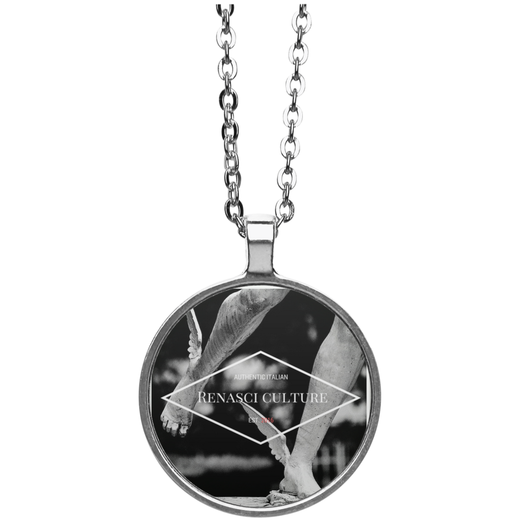 Hermes' Circle Necklace