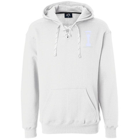 Classic Logo Heavyweight Sport Lace Hoodie