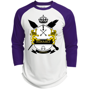 Signature Crest Polyester Game Baseball Jersey