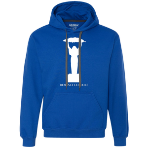 Classic Logo Heavyweight Pullover Fleece Sweatshirt