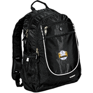 Signature Crest Rugged Bookbag