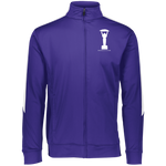 Classic Logo Augusta Performance Colorblock Full Zip