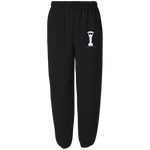 Classic Logo Fleece Sweatpant without Pockets