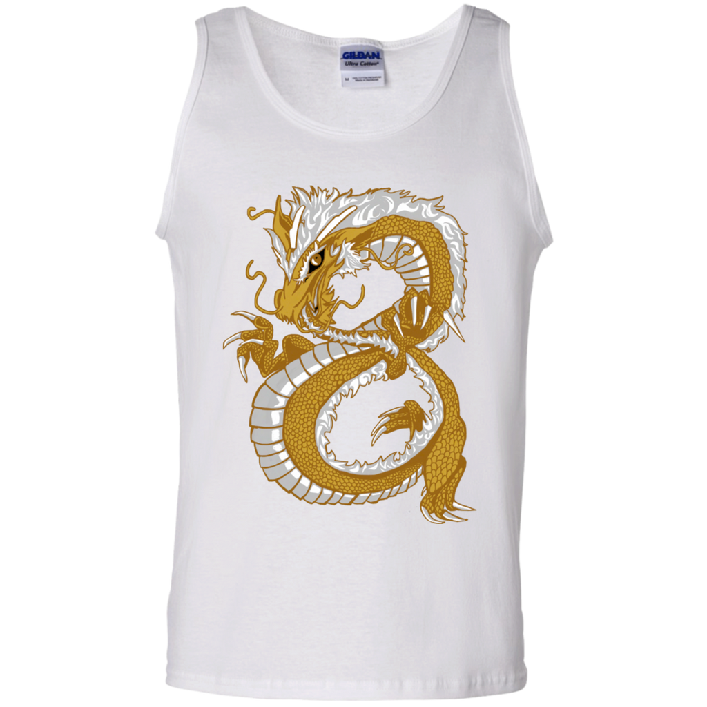 Last Dragon 100% Cotton Tank Top