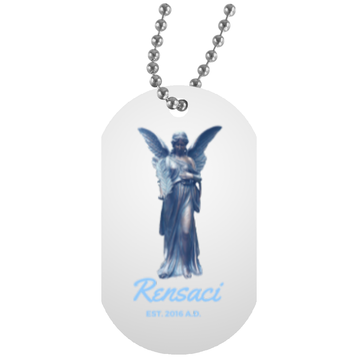 March of Angels Dog Tag