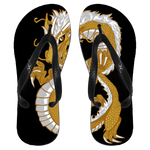 Last Dragon Flip Flops - Medium