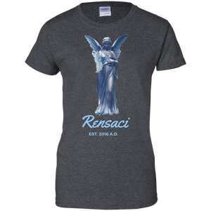 March of Angels Ladies  100% Cotton T-Shirt