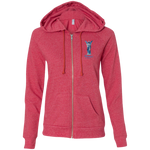 March of Angels Alternative Ladies' French Terry Full Zip