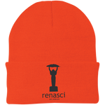Renasci Small Logo Authority Knit Cap