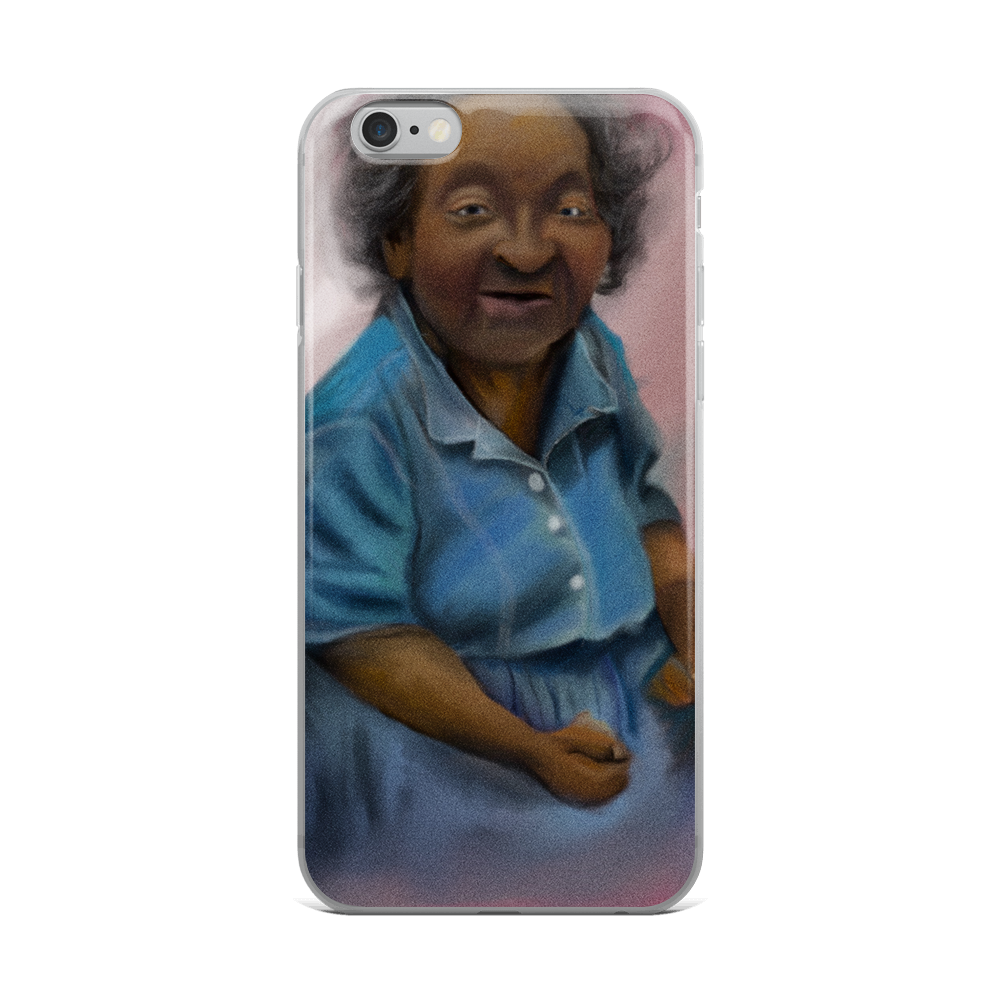 Grandma's Kitchen iPhone 5/5s/Se, 6/6s, 6/6s Plus Case