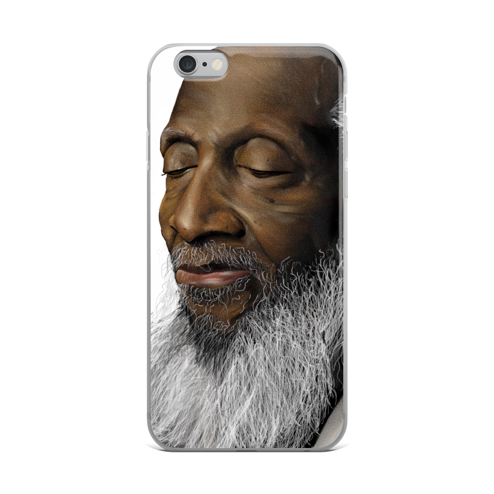 Dick Gregory iPhone 5/5s/Se, 6/6s, 6/6s Plus Case