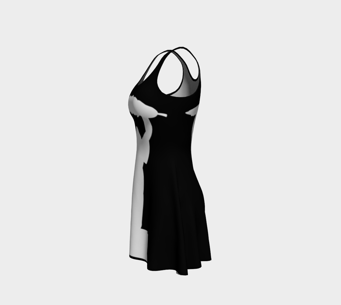 Romulus Flare Dress