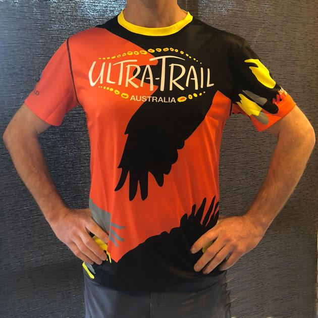 2018 UTA Race Tee - MEN'S