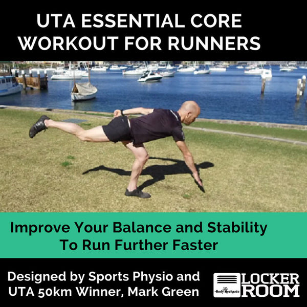 UTA Essential Core Workout for Runners