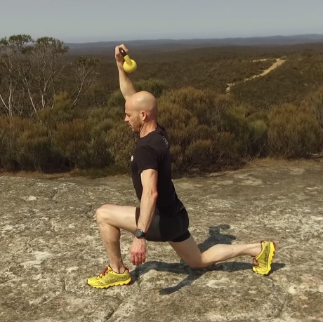 10 MIN Kettlebell Workout for Runners