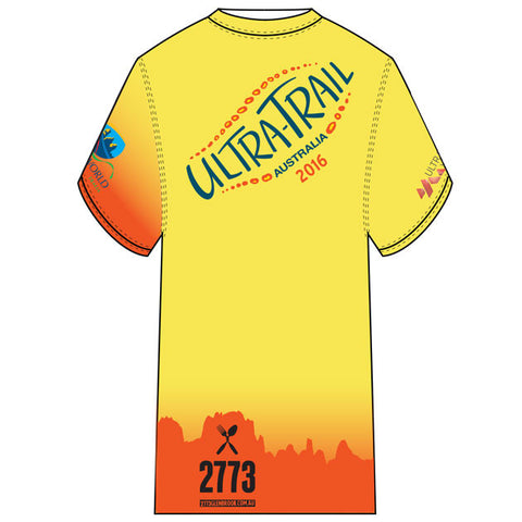 2016 UTA Training Tee - MEN'S