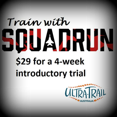 Train to UTA 2019 - Training Plan