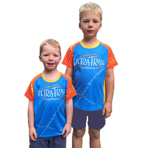 2017 UTA Kids Training Tee