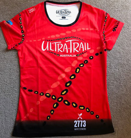 2017 UTA Red Event Tee - WOMEN'S