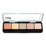 Graftobian HD Glamour Creme Palette Corrector Light