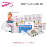 Depileve Strip Wax Starter Set ( ₱13,094 Value )