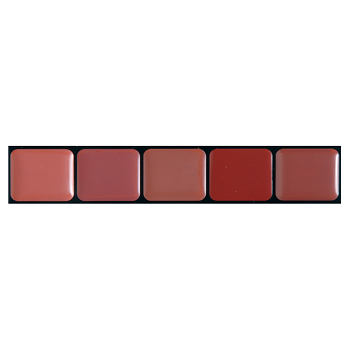 Graftobian Specialty Shades HD Lip Color Palette .35oz