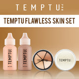 Temptu Flawless Set ( ₱7,710.00 Value )