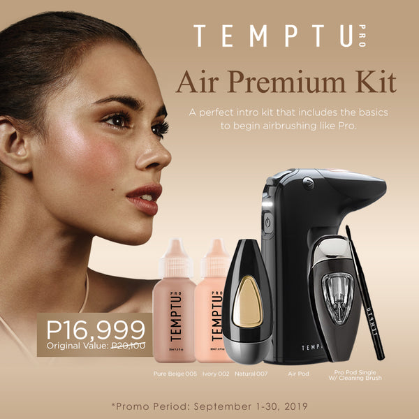 Temptu Air Premium Kit