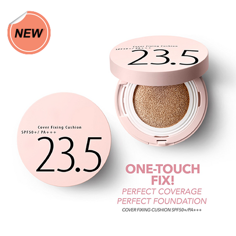 So Natural Cover Fixing Cushion SPF 50+ PA+ Natural 23.5