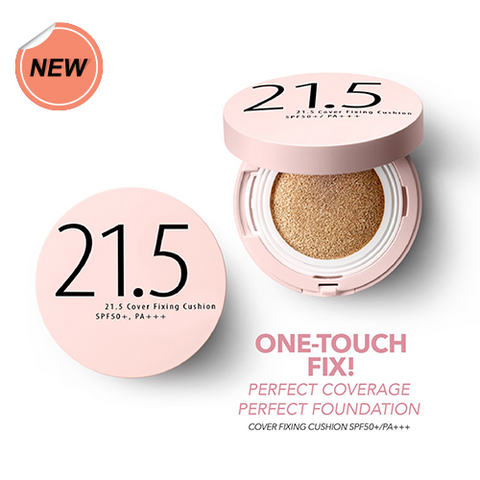 So Natural Cover Fixing Cushion SPF 50+ PA+ Natural 21.5