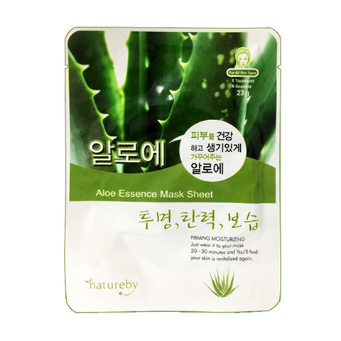 Natureby Facial Mask Aloe 23g