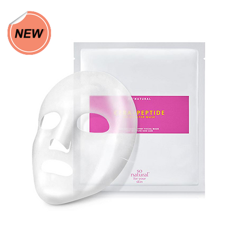 So Natural Cera++ Peptide Bio Booster Mask